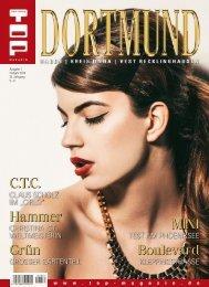 2014-01 | Frühjahr: TOP Magazin Dortmund