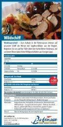 Flyer Wildschiff