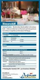 Dinnerschiff