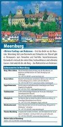 Flyer Meersburg
