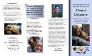 Lifesaver BrochureRevise072908.pub - Santa Barbara County ...