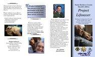 Lifesaver Brochure Revised 091310.pub - Santa Barbara County ...