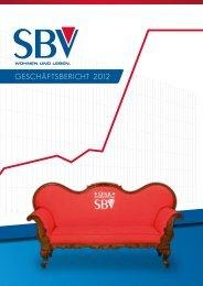 Geschäftsbericht 2012 - Selbsthilfe Bauverein eG