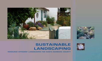 Sustainable Landscape Book Rough - Santa Barbara County Water ...