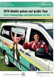 DFB-Mobil Flyer