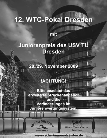 12. WTC-Pokal Dresden
