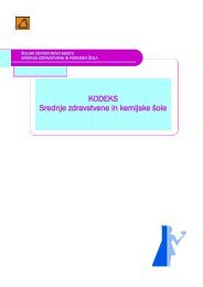 Kodeks SZKÅ 1.pdf - Åolski center Novo mesto