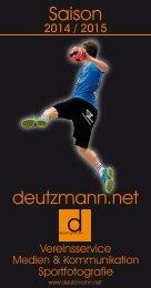 deutzmann.net Saison 2014/2015