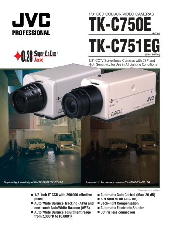 TK-C750E(24V AC) - Bangkok Systems & Software