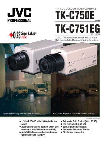 TK-C750E(24V AC) - Bangkok Systems & Software