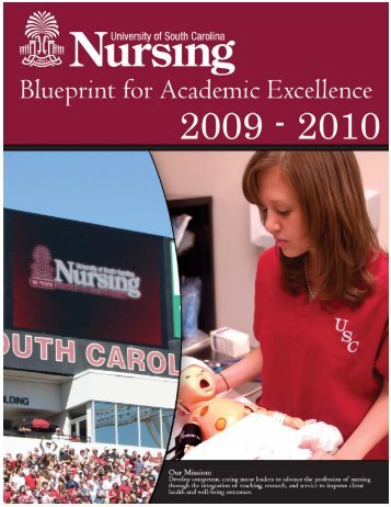 2009 Blueprint for Excellence - University of South Carolina