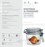 Programa en pdf - Blog de l'OR-IEC - Institut d'Estudis Catalans