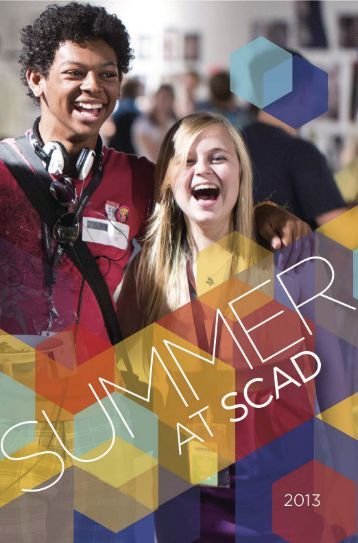 Download Summer at SCAD: Programs for Students brochure