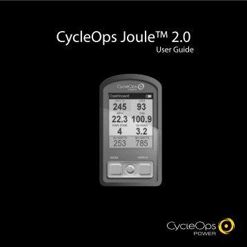 CycleOps Joule™ 2.0