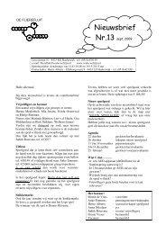 Nieuwsbrief - Scala-Welzijn