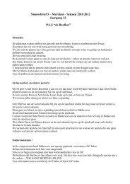 Nieuwsbrief 5 – Mei/Juni – Seizoen 2011/2012 Jaargang 12 ... - Scala