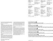 Konformitätserklärung Declaration of conformity ... - Scalesonline