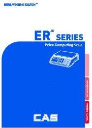 ER Jr Owner's Manual
