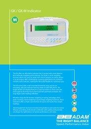 GK-GK_M .pdf - Adam Equipment