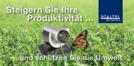 Download Go Green Flyer - Scaltel AG