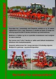 Download PDF ny 12 rækket rækkerenser - Scan-Agro
