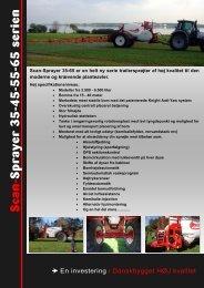 2012 Scan-Sprayer 35-45-55-65 - Scan-Agro