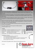 2011 Scan-Sprayer LED Sproejtelys - Scan-Agro - Page 2