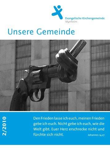 Ausgabe 2/2010 - ekmonheim