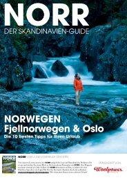 NORWEGEN Fjellnorwegen & Oslo - Scandic Outdoor GmbH, D ...