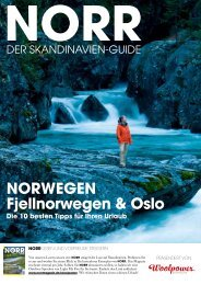 NORWEGEN Fjellnorwegen & Oslo - Scandic Outdoor GmbH, D ...