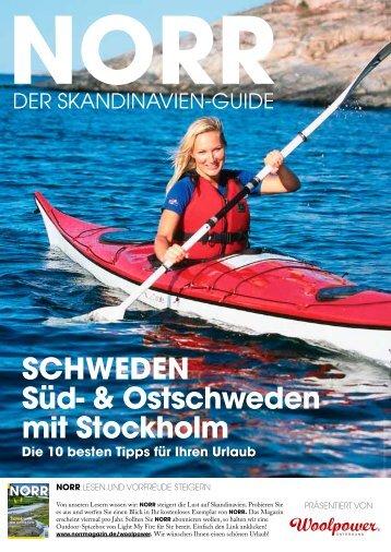 SCHWEDEN Süd- & Ostschweden mit Stockholm - Scandic Outdoor ...