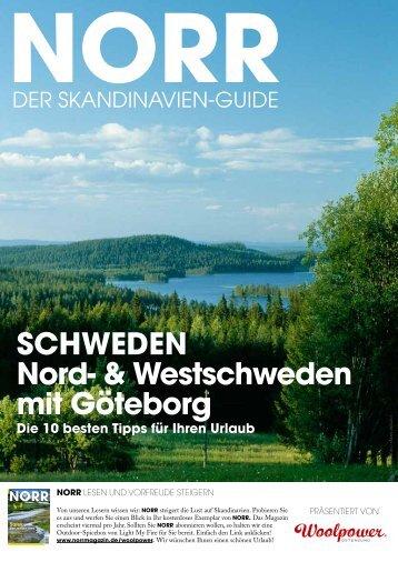 SCHWEDEN Nord- & Westschweden mit Göteborg - Scandic ...