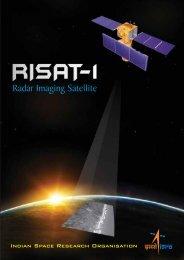 RISAT-1. Radar Imaging Satellite