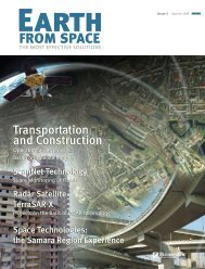 """""""Earth from Space – the Most Effective Solutions"""" magazine"""