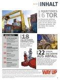 WAY UP 1/2009 Das maritime Tor zu - Konecranes - Seite 3