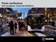 Scania Interim Report January - March 2012 ... - PrecisionIR