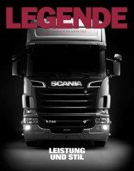 Legende 2010 - Leistung und Stil - Scania
