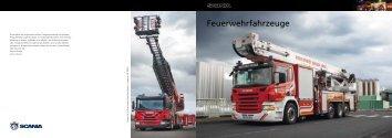 Feuerwehrfahrzeuge - Scania