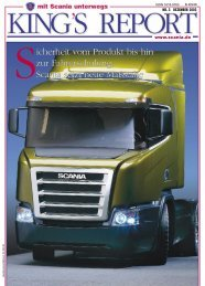King's Report 2003-03 - Scania