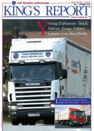 King's Report 2003-02 - Scania