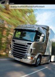 Scania Kraftstoffwirtschaftlichkeit