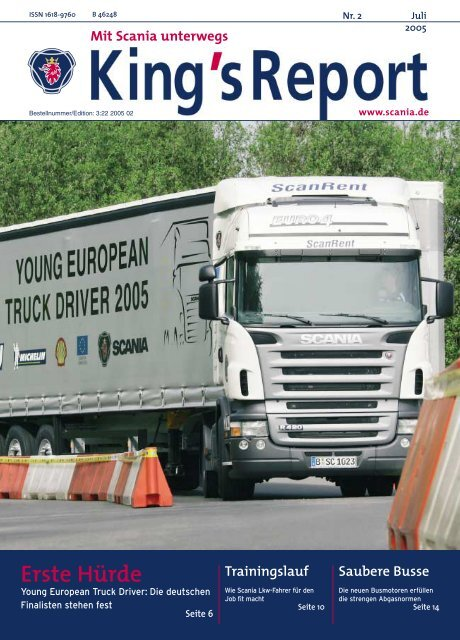 King's Report 2005-02 - Scania