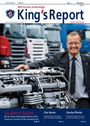 King's Report 2007-03 - Scania
