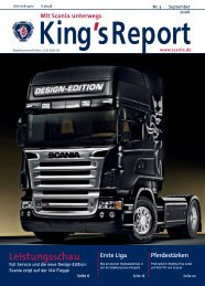 King's Report 2006-03 - Scania