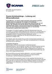 Scania Antriebsstränge – Leistung und Wirtschaftlichkeit (32 KB)