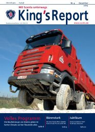 King's Report 2005-04 - Scania