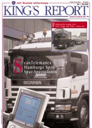 King's Report 2003-01 - Scania