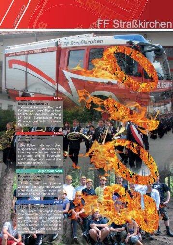 Stand 31.12.2010 - Freiwillige Feuerwehr Straßkirchen