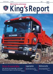 King's Report 2004-01 - Scania