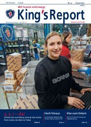 King's Report 2007-04 - Scania